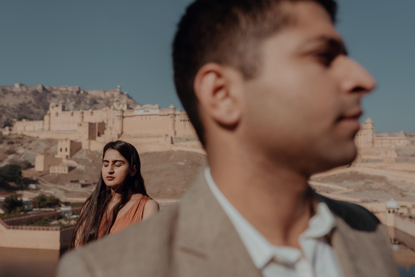 prewedding in jaipur