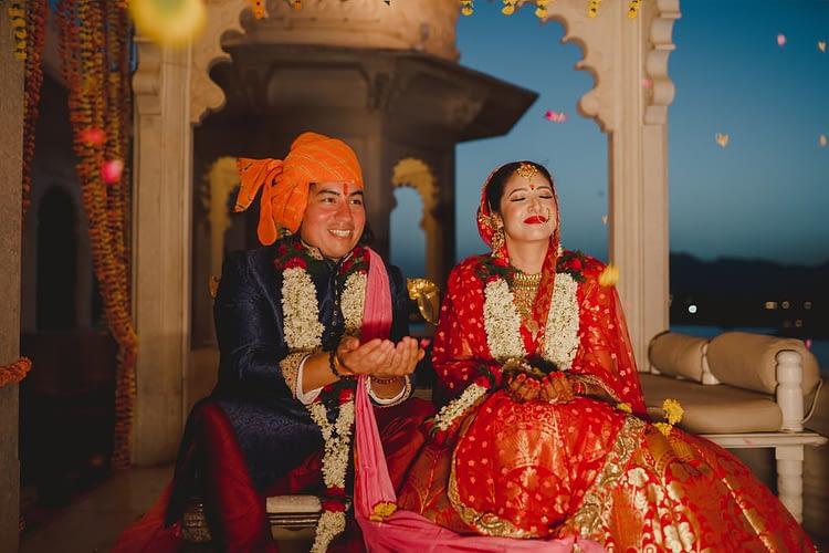 lake palace wedding