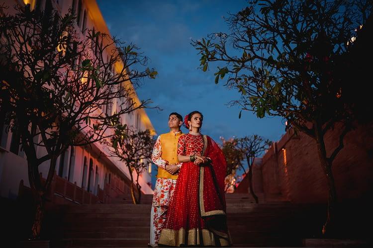 Radisson Blu udaipur wedding